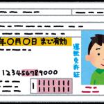 渡辺通りのゴールド免許センターで免許を更新!