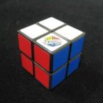 ルービックキューブの2×2は、意外と難しい