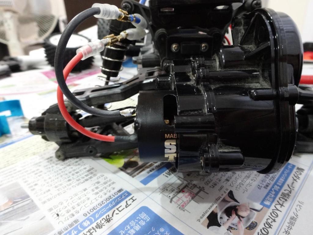 モーター変更03