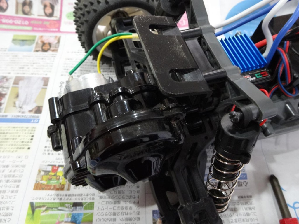 モーター変更01
