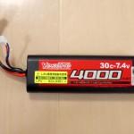 ラジコンのリポバッテリーの基礎2 充電と保管の基礎
