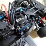 続・M-07に冷却モーターファンを装着!