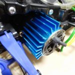 サンダーショット系にモーターヒートシンクを取り付ける(ファイヤードラゴン、サンダードラゴン、スコーチャーなど)