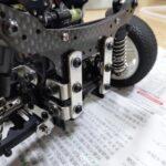 四独グラスホッパー2号機の製作8(強化&冷却編)